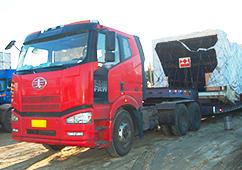 解放重卡-大型设备运输